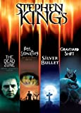 The Stephen King Collection ( Pet Sematary Special Collector's Edition / The Dead Zone Special Collector's Edition / Graveyard Shift / Silver Bullet) (1989/1983/1990/1985)