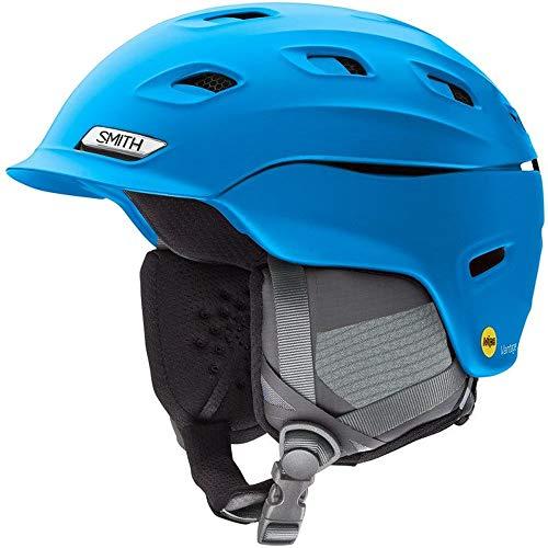 Smith Optics Vantage-MIPS Adult Ski Snowmobile Helmet - Matte Imperial Blue/Large