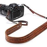 ONA - The Presidio - Camera Strap - Antique Cognac Leather (ONA023LBR)
