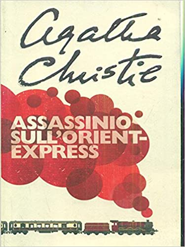 Assassinio sull'Oriente Express Book Cover