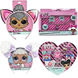 LUV HER 19-Pc Girl's Jewelry & Hair Accessory Set