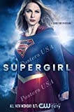 """Posters USA Supergirl TV Series Show Poster GLOSSY FINISH - TVS343 (24"""" x 36"""" (61cm x 91.5cm))"""