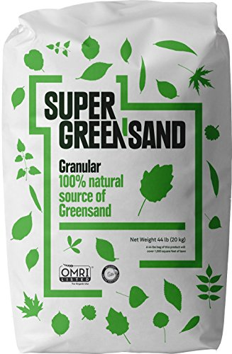 Super Greensand Granular, 70 Minerals and Trace Elements, 44 Pounds
