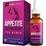 Appetite Suppressant for Women - Superior Weight Loss Kava Kava Formula - Powerful Natural Ingredients - Increase Energy - Boost Metabolic Rate - Pure Sciences - 60DAY