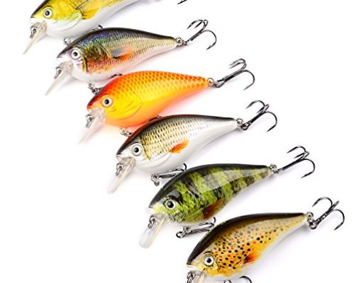 Top 10 best baits for bass fishing best of 2018 reviews for Fish call review