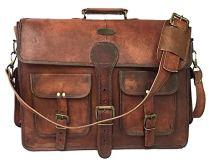 DHK-18-Inch-Vintage-Handmade-Leather-Messenger-Bag-for-Laptop-Briefcase-Best-Computer-Satchel-School-Distressed-Bag-16-inch-Medium