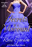 Secrets of a Viscount (Gentlemen of Honor Book 1)
