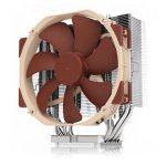 Noctua NH-U14S DX-3647, Premium CPU Cooler for Intel Xeon LGA3647 (140mm, Brown)
