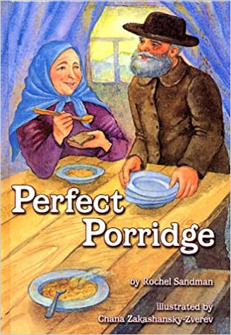 Image result for Perfect Porridge: A Story About Kindness