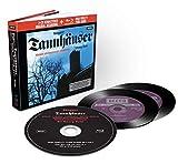 Wagner: Tannhäuser[3 CD/Blu-ray]