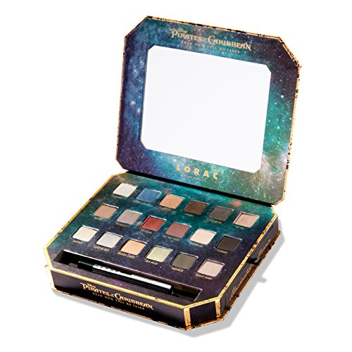 517Zbl9nW1L Includes 18 brand-new PRO-formula eye shadows Velvety-smooth shadows Hyper pigmented