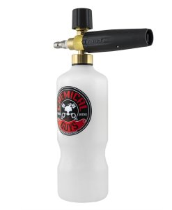 4 Best Snow Foam Lance Review 2018 Buying Guide