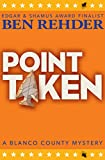 Point Taken (Blanco County Mysteries Book 10)