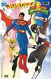 Justice League/Power Rangers (2017) #5