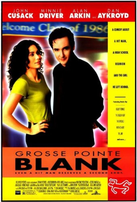 Image result for grosse pointe blank poster