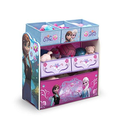 Multi-Bin Toy Organize