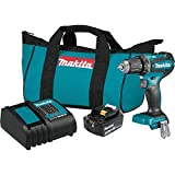 Makita XFD131 18V LXT Lithium-Ion Brushless Cordless 1/2' Driver-Drill Kit (3.0Ah)