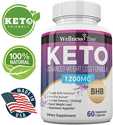 (3 Pack) Keto Diet Pills - Max Strength 1200mg Utilize Fat for Energy with Ketosis - Boost Energy & Focus, Manage Cravings, Support Metabolism - Keto BHB Supplement for Women and Men 5