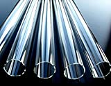 AZ Patio Heaters Quartz Glass Tube Replacement for Residential Heater, 49.5'