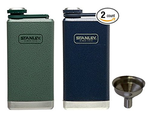 Stanley Adventure Stainless Steel Flask - 2 Pack