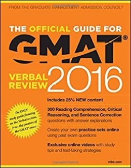Image result for official guide gmat verbal