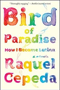 Hispanic Ownvoices Bird of Paradise Book Cover