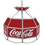 Coca-Cola Tiffany Gameroom Lamp, 16'