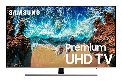 "Samsung UN75NU8000FXZA Flat 75"" 4K UHD 8 Series Smart LED TV (2018)"