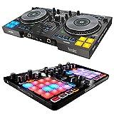 Hercules DJControl Jogvision USB DJ controller w/HERCULES P32 USB Midi Controller