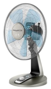 Rowenta-VU2531-Turbo-Silence-Oscillating-12-Inch-Table-Fan-Powerful-and-Quiet-4-Speed-Bronze