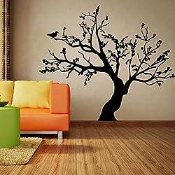 Big Tree Living Room Bedroom Decoration Stickers