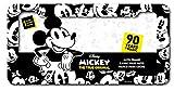 CHROMA 42563 Disney True Original Black and White Mickey Mouse Emoji Heads Plastic Frame