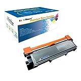 LinkToner Double High Yield TN660 H Compatible Toner Cartridge for Brother TN-630 & TN-660 BK Laser Printer HL-L2300D, HL-L2305W, HL-L2315DW