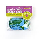 Bloomin Seed Paper Shapes Packs - Earth Shapes - 25 Shapes Per Pack - 2.1' {Blue Green}