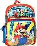 Super Mario 16' Large Backpack