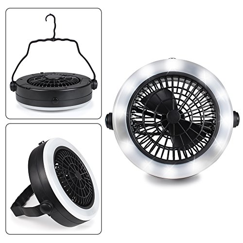 LED-Camping-Lantern-HAITRAL-Tent-Lights-Flashlights-with-Ceiling-Fan-for-Camping-Emergencies-Portable-Campsite-Hanging-Lamps