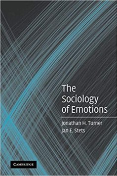 Resultado de imagen para the sociology of emotions turner