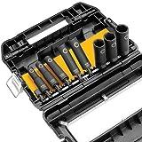 DEWALT DW22838 3/8-Inch 10-Piece IMPACT READY Socket Set