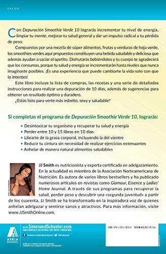 Depuracin-Smoothie-Verde-10-10-Day-Green-Smoothie-Cleanse-Spanish-Edition-Atria-Espanol