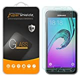 (2 Pack) Supershieldz for Samsung Galaxy J3 V, J3V Tempered Glass Screen Protector, Anti Scratch, Bubble Free