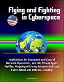 Flying and Fighting in Cyberspace - Implications for Command and Control, Network Operations, and ISR, Threat Agent Profiles, Mapping of Enemy Systems and Data, Cyber Attack and Defense, Funding
