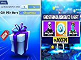 How To Gift Any Items And V-Bucks In Fortnite Battle Royale!