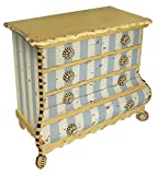 Product review for Distressed Multi 19In. Width Pinwheel Chest