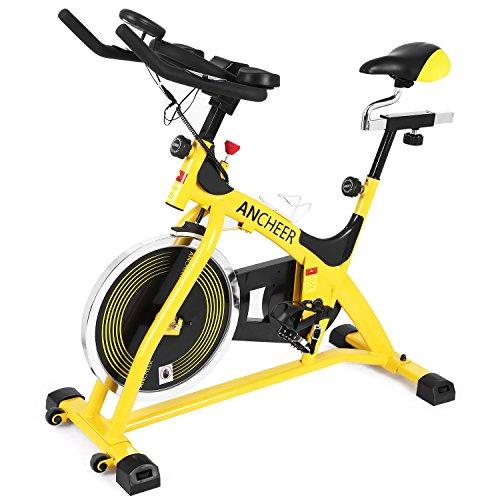 ANCHEER Indoor Exercise Bike