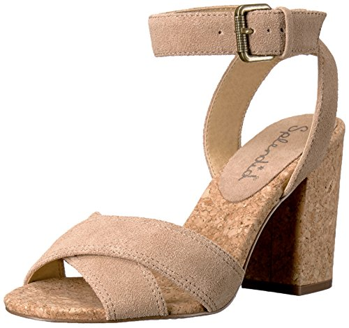 518X7KVsLTL Give your look some wings in these adorable Birdie sandals from Splendid®! Suede leather upper. Ankle strap with buckle closure.
