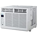 Emerson Quiet Kool EARC5RD1 5000 BTU 115V, White Window Air Conditioner with Remote Control, Standard
