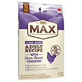Nutro MAX Large Breed Adult With Farm Raised Chicken Dry Dog Food, 25 lbs.