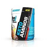 BPI Sports Keto Aminos Ketogenic BHB Salts and Aminos, Tropical Freeze, 30 Servings
