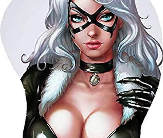Amazon Com Burai Outlet Black Cat Comic Book Sexy Superhero