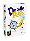 Brain Games Doodle Rush Party Drawing and Guessing Board Game - A Fast and Fun Family Board Game - Play with Kids, Teenagers and Adults
